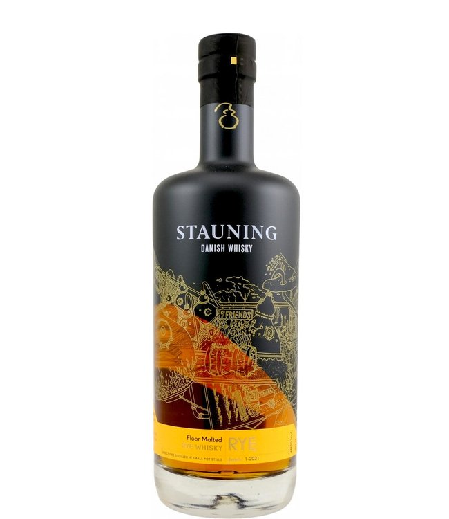 Stauning Whisky Stauning Rye