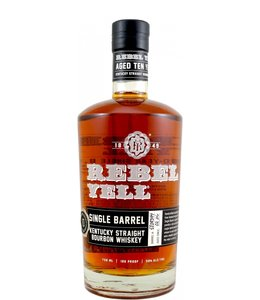 Rebel Yell 2006 - 10-years-old - Cask 5009344