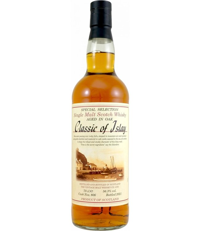 Classic of Islay Vintage 2021 Jack Wiebers Whisky World