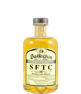 Ballechin 2010 - Cask 263