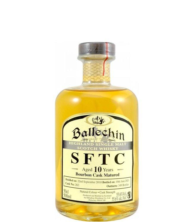 Ballechin Ballechin 2010 - Cask 263