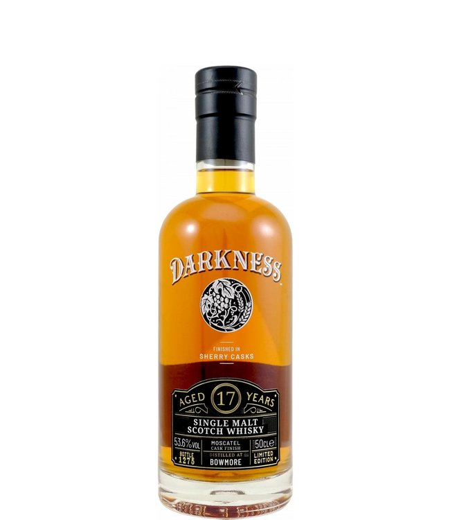 Bowmore Bowmore 17-year-old Master of Malt - Darkness