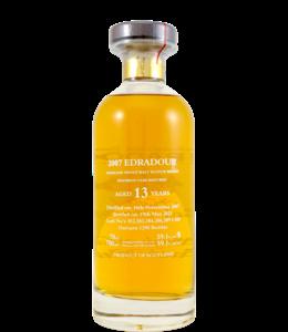 Edradour 2007 - Bourbon Casks - 59.1%