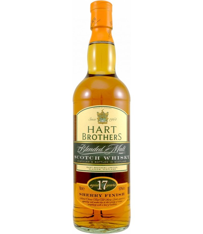 Blended Malt 17-year-old  Sherry Finish Hart Brothers