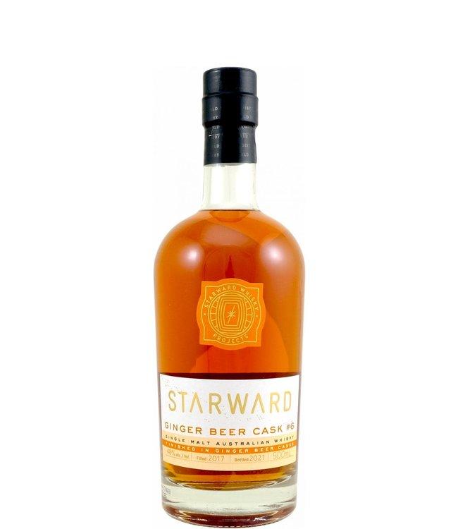 Starward Starward Ginger Beer Cask Whisky #6