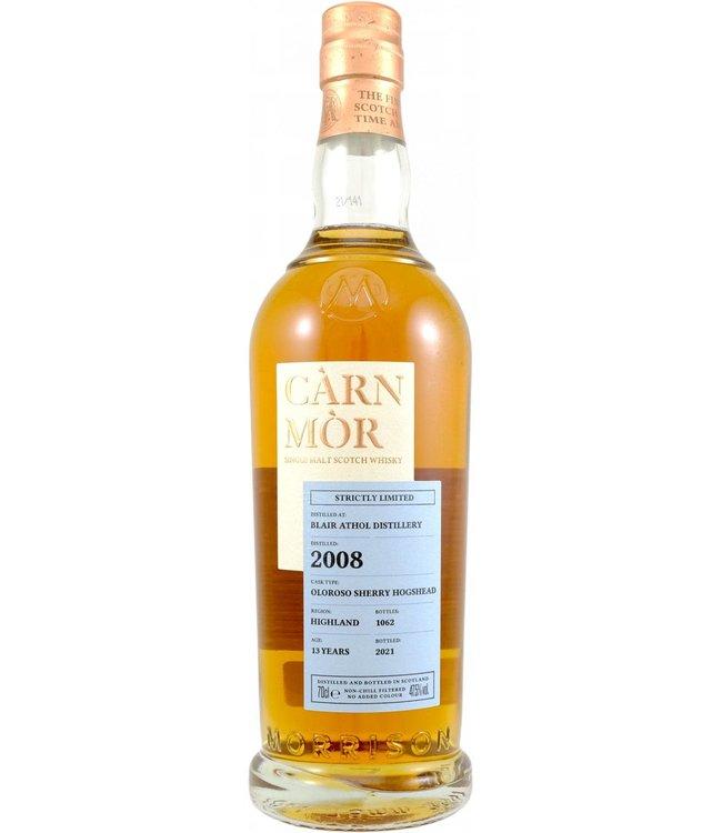 Blair Athol Blair Athol 2008 Morrison Scotch Whisky Distillers