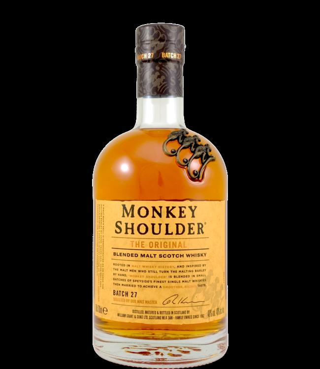 Monkey Shoulder Monkey Shoulder Batch 27 - The Original William Grant & Sons