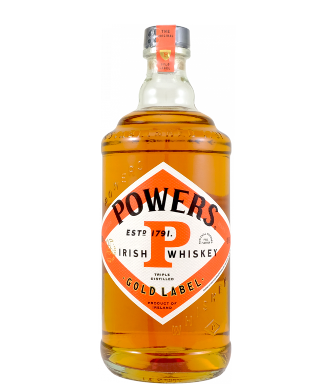 Powers Powers Gold Label - 2020 Label