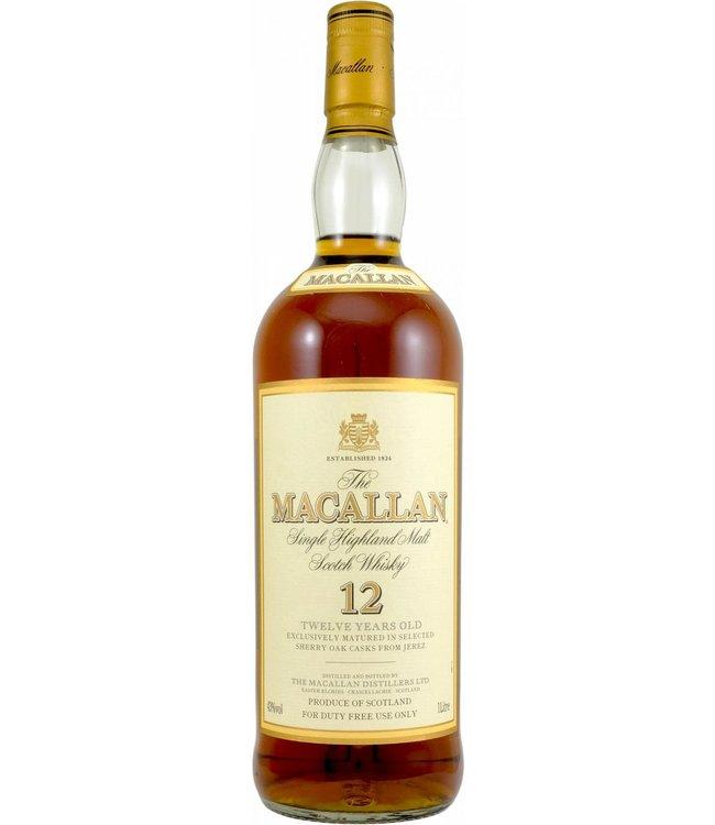 Macallan Macallan 12-year-old