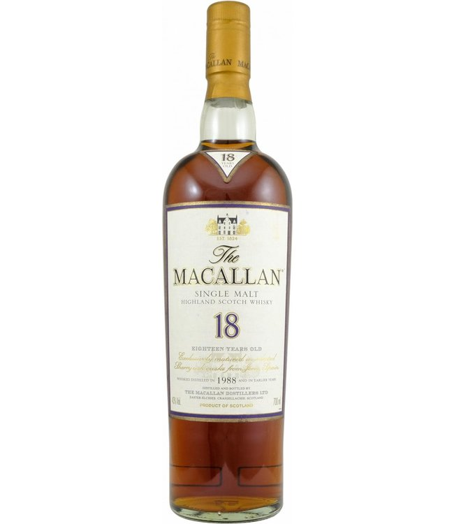 Macallan Macallan 1988