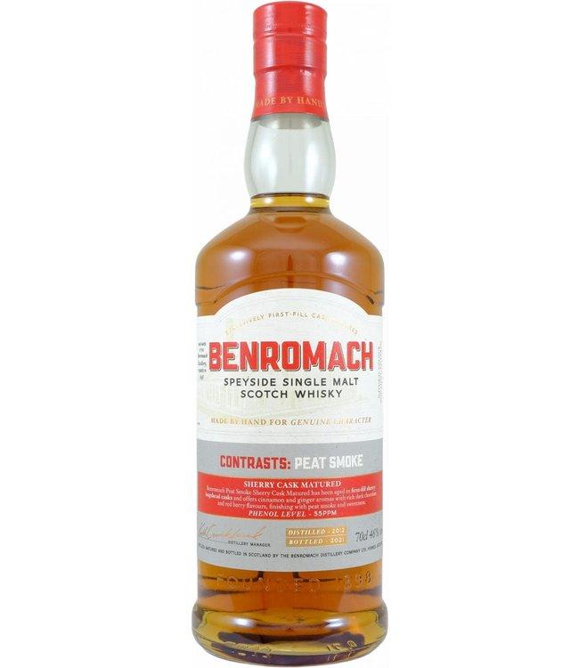 Benromach Benromach 2012 - Peat Smoke Sherry