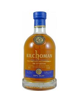 Kilchoman 100% Islay - The 11th Edition