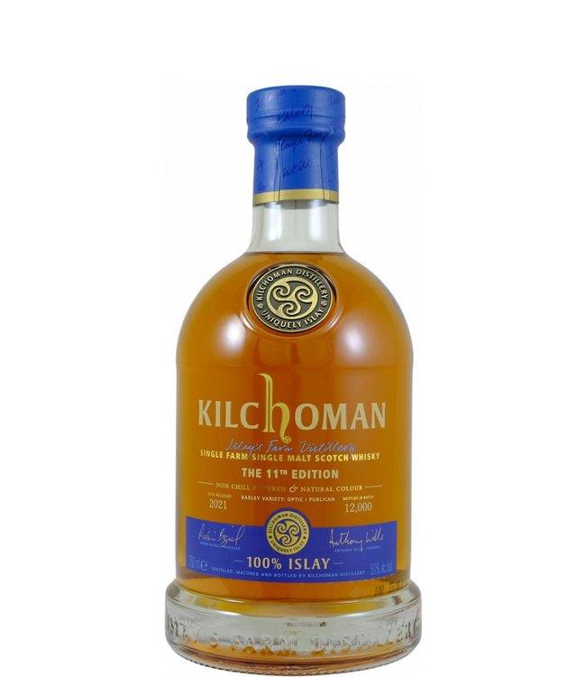 Kilchoman Kilchoman 100% Islay - The 11th Edition