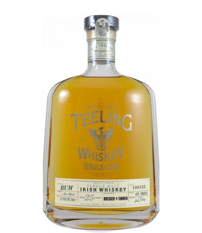 Teeling Teeling 25-year-old - Rum cask
