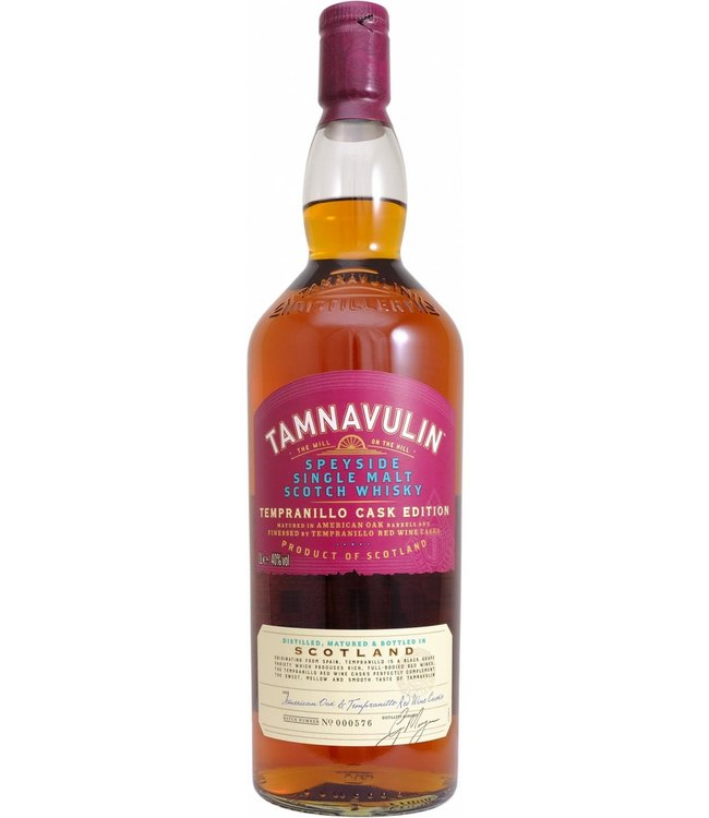 Tamnavulin Tamnavulin Tempranillo Cask Edition