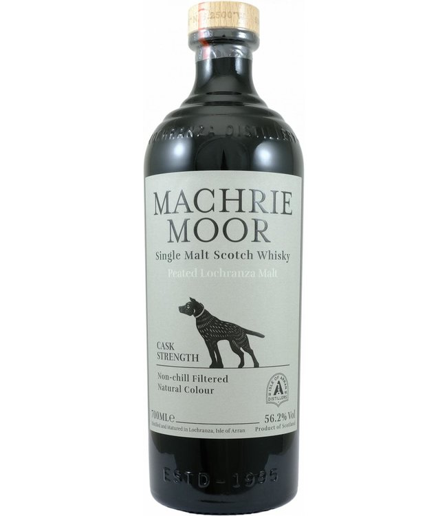 Arran Machrie Moor Cask Strength - 56.2%