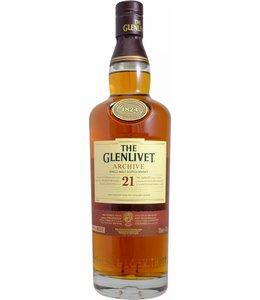 Glenlivet 21-year-old Archive