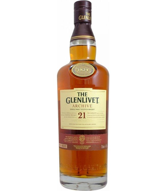 Glenlivet Glenlivet 21-year-old Archive