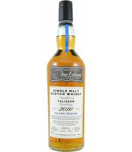 Talisker 2010 Edition Spirits