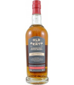 Old Perth Cask Strength MSWD Morrison Scotch Whisky Distillers
