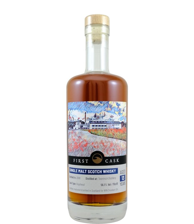 Teaninich Teaninich 2008 Whisky Import Nederland