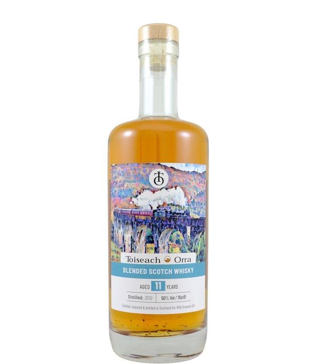 Toiseach Orra 2010 Whisky Import Nederland