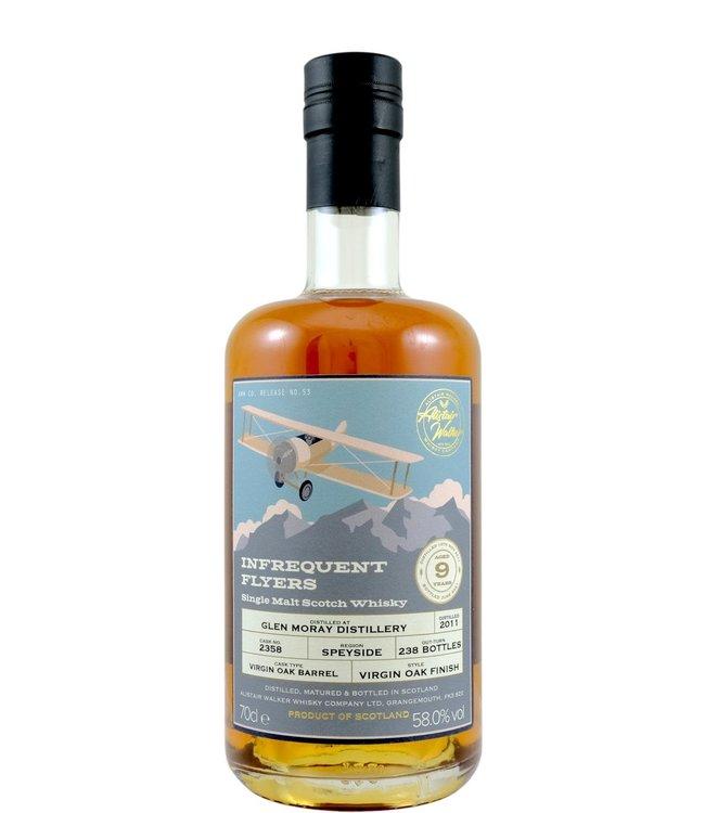 Glen Moray Glen Moray 2011 Alistair Walker Whisky Company