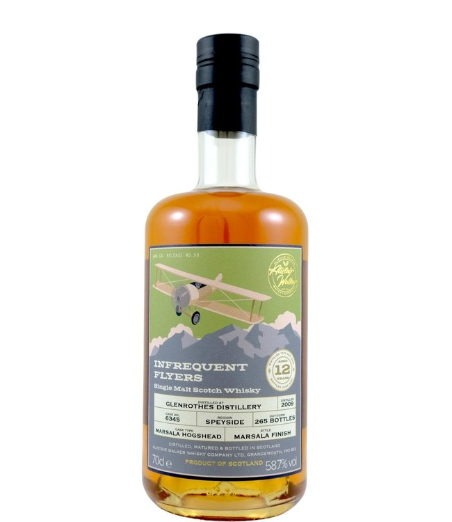 Glenrothes Glenrothes 2009 Alistair Walker Whisky Company