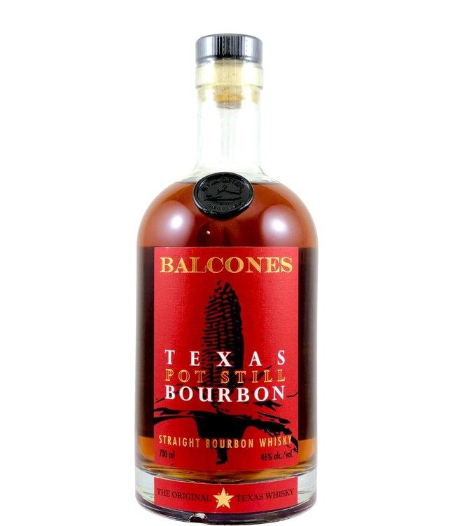 Balcones Balcones Texas Pot Still Bourbon - TPSB21-1