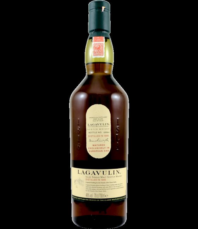 Lagavulin Lagavulin 1995 - Friends of Classic Malts