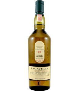 Lagavulin 12-year-old - 8th Release - 2008