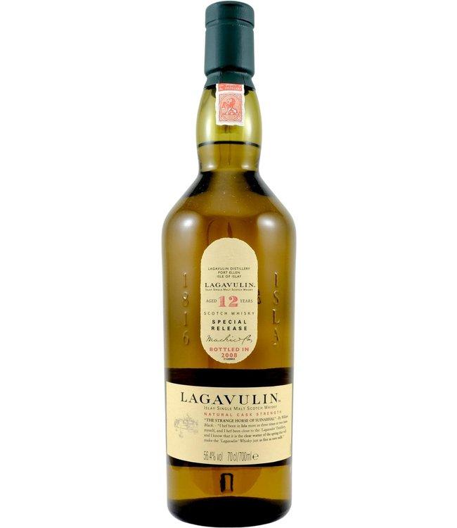Lagavulin Lagavulin 12-year-old - 8th Release - 2008