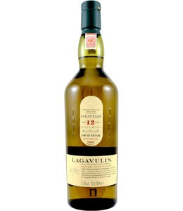 Lagavulin 12-year-old -  9th Release - 2009