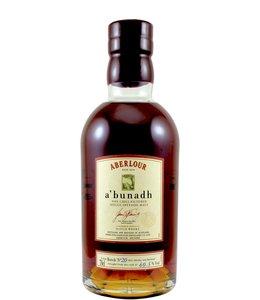 Aberlour A'bunadh batch #20