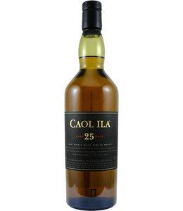 Caol Ila 25-year-old - Bottled in 2014