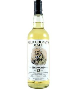 Linkwood 2008 Global Whisky Limited - Auld Goonsy's