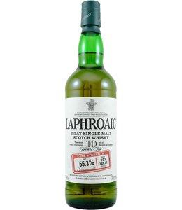 Laphroaig Cask Strength - Batch #003
