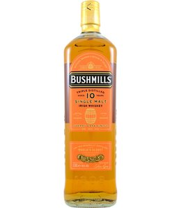 Bushmills 10-year-old - Sherry Cask Finish