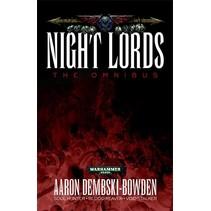 Night Lords: The Omnibum (Soul Hunter, Blood Reaver, Void Stalker) (B-Format)