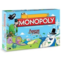 Monopoly Adventure time