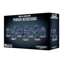 Space Marines Primaris Intercessors