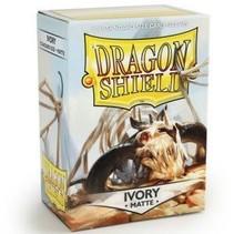 Dragon Shield: Ivory Matte