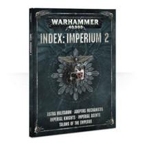 Warhammer 40K Index: Imperium 2