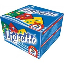 Ligretto: Blauw