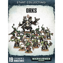 Start Collecting: Orks!