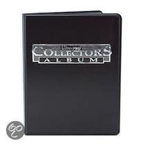 9-Pocket Portfolio Collectors Black C12
