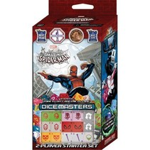Marvel Dice Masters: Amazing Spiderman starter