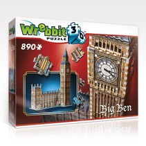 Wrebbit 3D puzzle - Big Ben (890)