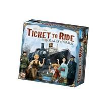 Ticket to Ride: Rails & Sails - Nederlandse Versie