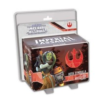Imperial Assault: Hera Syndulla and Chopper
